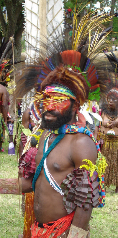 PNG Independence